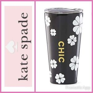 🆕♠️KATE SPADE Chic Hot Hydration Tumbler